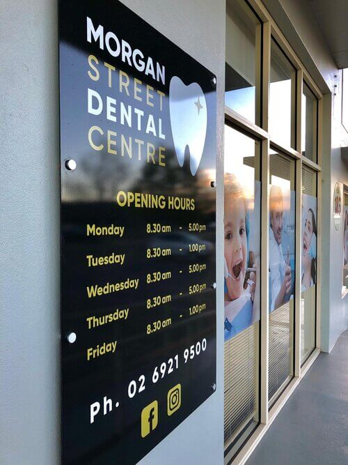 Morgan Street Dental Centre - Dentist Wagga Wagga Dental Office Hours Schedule