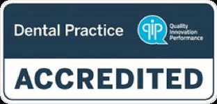 Morgan Street Dental Centre Accreditation - Dental Practice Accredited Logo Image