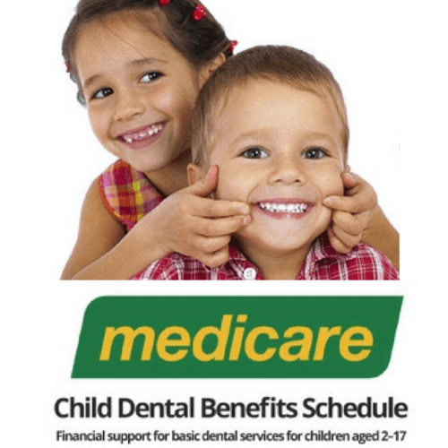 Morgan Street Dental Centre Children's Dentistry - Child Dental Benefits Schedule Banner Image