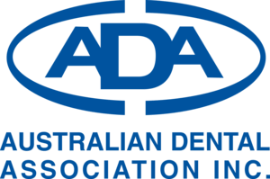 Company Logo of Australian Dental Association where Dr Chery Cheung and Dr Kenneth Cheung of Morgan Street Dental Centre Dentist are Affiliated